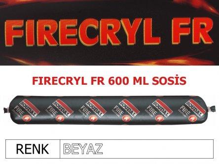 SOUDAL FIRECRYL FR YANGINA DAYANIKLI MASTİK 600 ML