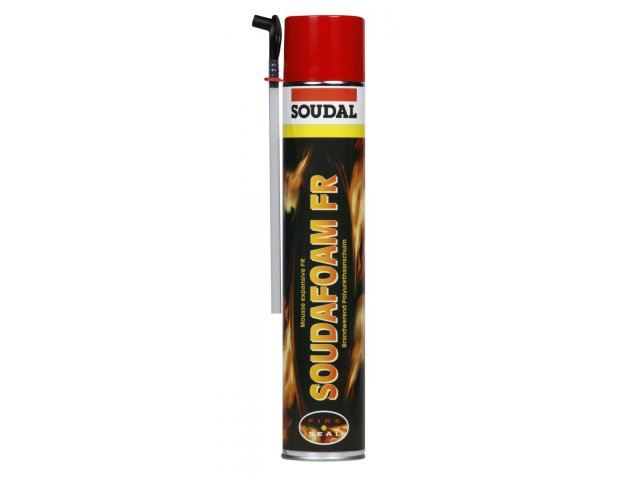SOUDAL SOUDAFOAM FR N1-FR 750 ML