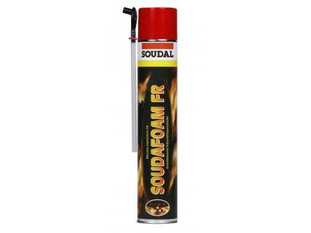 SOUDAL SOUDAFOAM FR N1-FR 750 ML Resmi