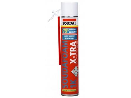 SOUDAL SOUDAFOAM X-TRA PU MEGA KÖPÜK 750 ML
