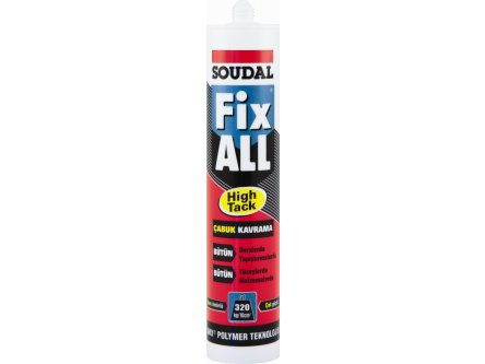 SOUDAL FIX ALL HIGH TACK BEYAZ 290 ML