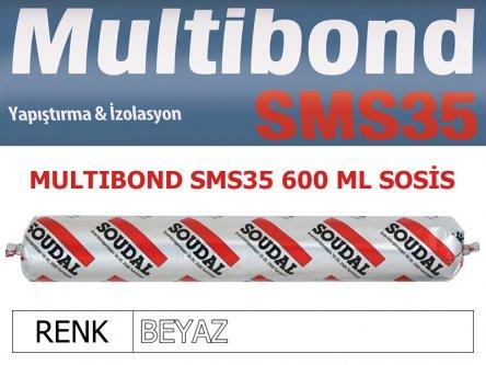 SOUDAL MULTIBOND SMS-35 BEYAZ 600 ML