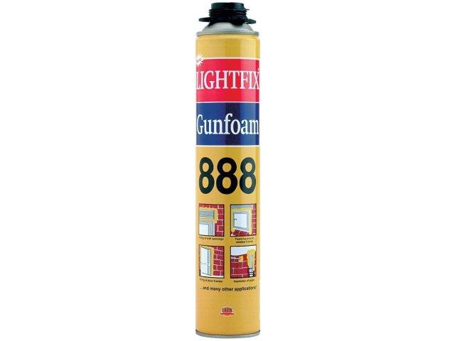 SOUDAL LIGHTFIX 888 PU TABANCALI KÖPÜK 750 ML Resmi