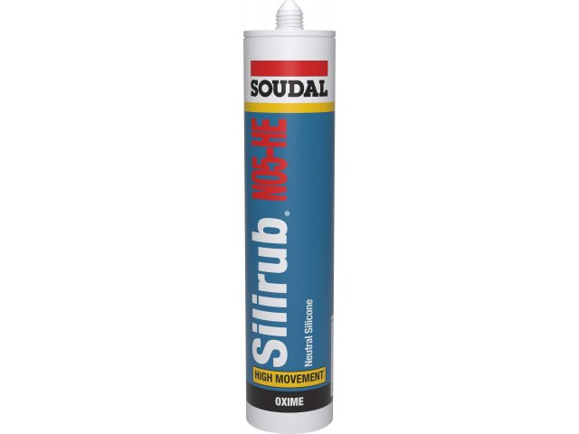 SOUDAL SILIRUB NO5-HE DARK GRİ 300 ML Resmi