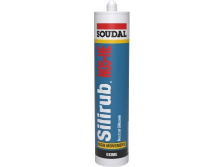 SOUDAL SILIRUB NO5-HE DARK GRİ 300 ML